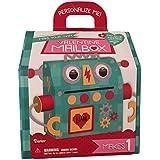 Valentine's Day Mailbox - Make Your Own Robot - Makes One Mailbox