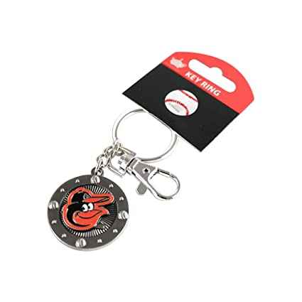 Amazon.com: MLB Baltimore Orioles Impacto Llavero: Sports ...