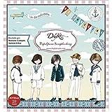 Dayka Trade Libro Scrap niño comunión 28 Hojas 20x20cm