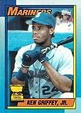 1990 Topps #336 Ken Griffey Jr. Baseball Card - Topps All-Star Rookie