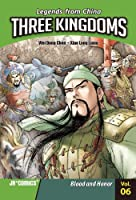 Three Kingdoms Volume 6: Blood And Honor (Legends