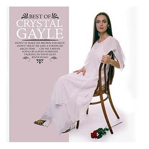 Crystals - The Best Of Crystal Gayle -  Crystal Gayle - Zortam Music