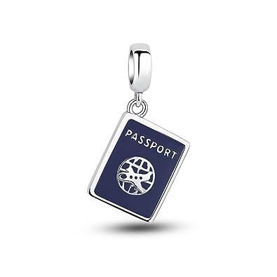 pandora anhänger passport