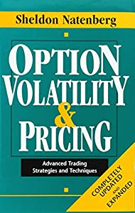 Option volatility & pricing advanced trading strategies and techniques free