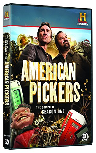 American Pickers  Season 1  Dvd