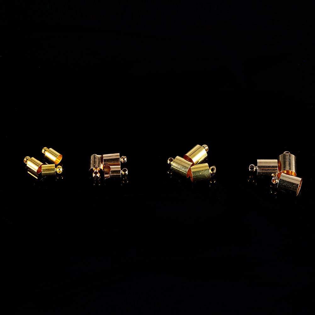 Asixx Schmuckherstellung Set Sicken Gold Schmuck Zubehör Geeignet für die Herstellung von Ohrringen Schmuckreparatur und -Herstellung