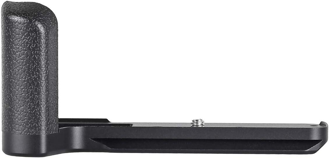 Secure Grip Ergonomic Compatible with Fujifilm Fuji X-T3 System Camera Colour: Black Robust and Lightweight Aluminium Alloy ayex AX-XT3G Handle