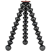 JOBY GorillaPod 5K Stand. Premium Flexible Tripod 5K Stand for Pro-Grade DSLR Cameras or devices up to 5K (11lbs). Black/Charcoal.