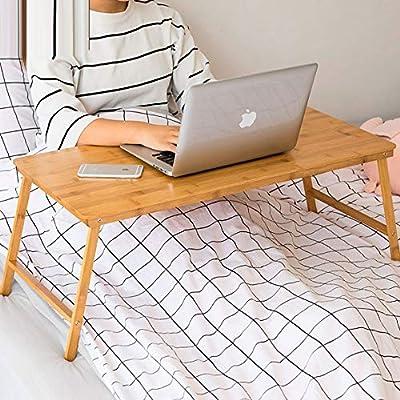 Mesa para Ordenador Mesa portátil para la cama, altura y ángulo ...