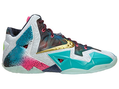 LEBRON 11 PREMIUM 'WHAT THE LEBRON' -650884-400 - US Size