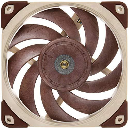 Noctua NF-A12x25 PWM, Premium Quiet Fan, 4-Pin (120mm, Brown) by NOCTUA