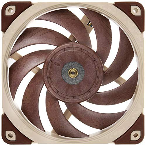 Noctua NF-A12x25 PWM, Premium Quiet Fan, 4-Pin (120mm, Brown) (Best 120mm Cpu Fan)