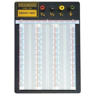 Breadboard, 175x230mm, 2390 Holes