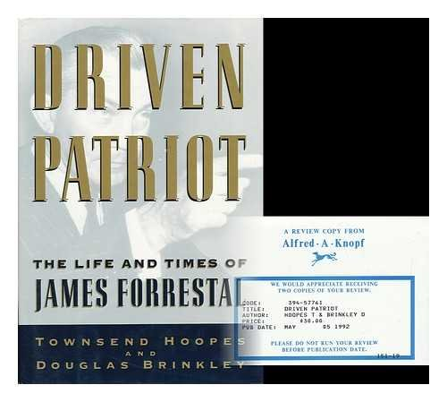 Driven Patriot: The Life and Times of James - Salt Townsend