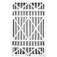 BestAir HW1625-11R Furnace Filter, 16 x 25 x 4, Honeywell Replacement, MERV 11, 3 pack