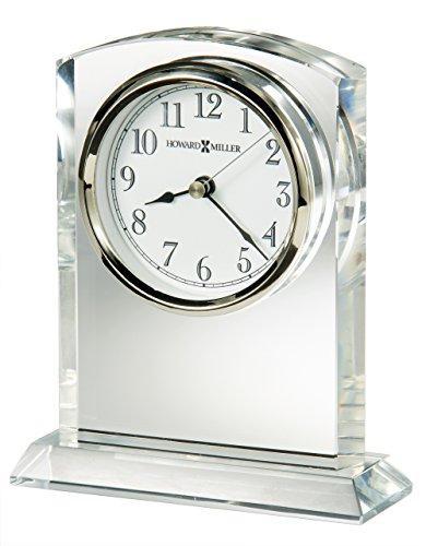 Howard Miller Flaire Clock (Howard Miller Glass Table)