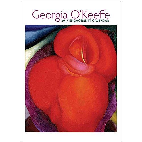 Georgia O'Keeffe 2017 Engagement Calendar