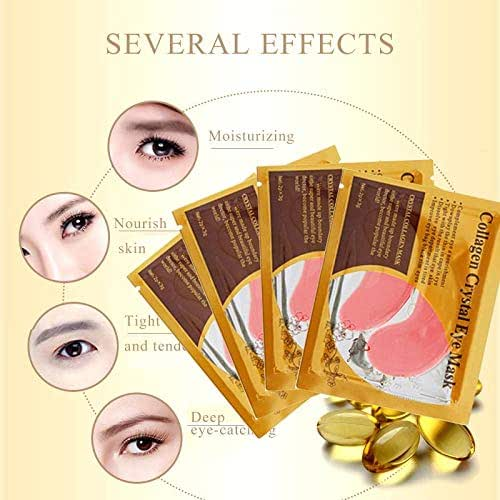 Eyes Gold Masks Anti-puffiness Eyelid Patch Anti-Wrinkle Aging