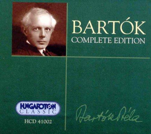 Hungaroton's Bartok Edition by Hungaroton