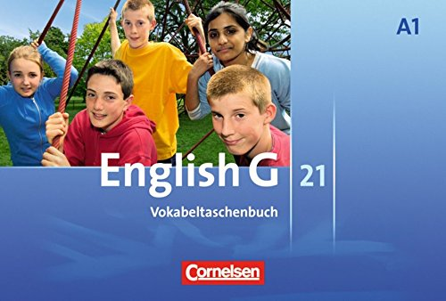 English G 21 - Ausgabe A: Band 1: 5. Schuljahr - Vokabeltaschenbuch