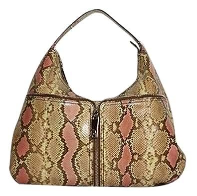 Fendi Handbags Python Multi Color 8BR625 Purse (LIMITED EDITION - CLEARANCE)