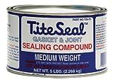 TITESEAL by GUNK T2575-6PK Medium Weight Sealing