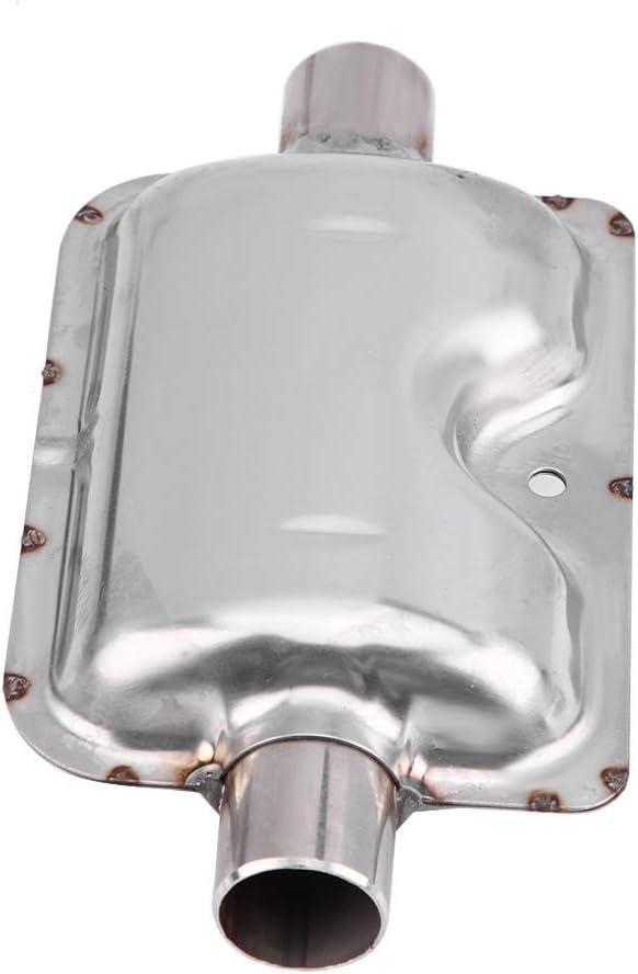 Chrome EBTOOLS Support de Brides de Silencieux pour Silencieux de Tuyau D/échappement 24mm 0.94inch pour Chauffage Diesel