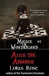 Malice in Wonderland #1: Alice the Assassin (Malice in Wonderland Series)
