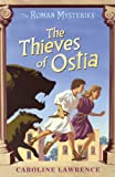 Thieves of Ostia by Caroline Lawrence front cover