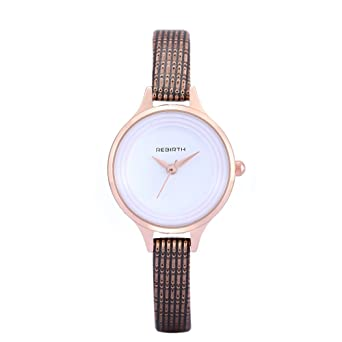 Fashion Watch Women Leather Quartz Wristwatch Ladies Dress Watch Reloj Mujer Montre Femme Watches LZ00026