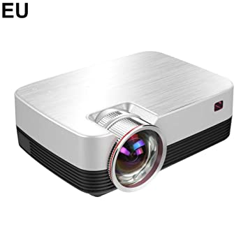Dough.Q Mini proyector portátil, proyector Pico, proyector ...