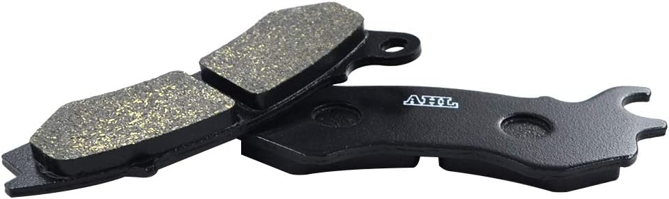 WHB 2011-2013 4T AHL Semi-metallic Front Brake Pads FA603 for NSC 110 Vision 110