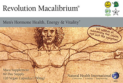 Revolution Macalibrium - Men's hormone health, energy and vitality