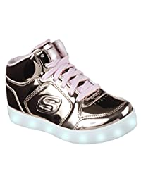 Skechers Girl's Energy Lights-Dance-N-Dazzle Fashion Sneakers