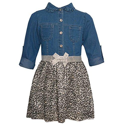 cheetah babydoll dress - 6