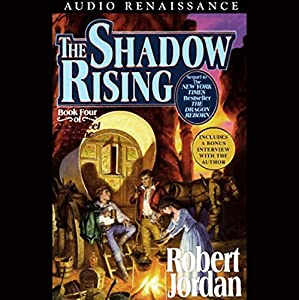 The Shadow Rising Audiobook