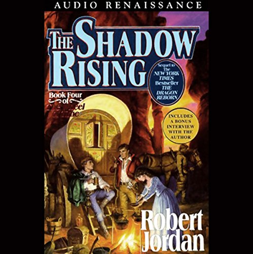 Top 2 recommendation shadow rising robert jordan audible 2019