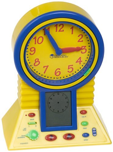 Talking Clever Clock - 4