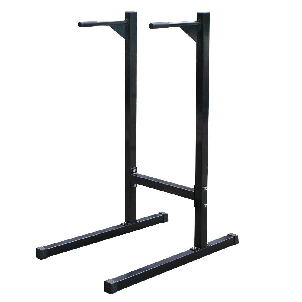 Sportstorm Dipping station Dip Stand Pull Push Up Bar Fitness Exercise Workout Gym 500lbs