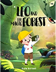 Leo and the Magic Forest: Exciting and Inspirational Stories for Boys about Courage, Self-Esteem and Inner-Strength