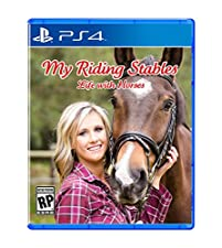 My Riding Stables - Life with Horses - PlayStation 4