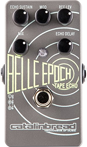 Catalinbread Belle Epoch EP-3 Tape Echo Guitar Effects Pedal