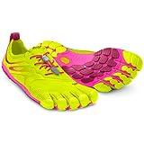 Vibram FiveFingers Womens Bikila EVO Yellow/Pink Sneaker 38 (US Womens 7) B (M)