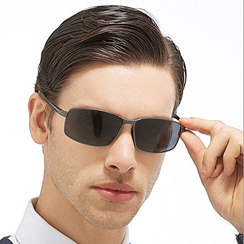 De Sol Gafas De Gafas Aire Sol Gafas Conducción Diamante De SEEKSUNG® De Deporte Metal De Gafas Nuevas Polarizadas Al De Libre Gafas Marco De AFw4cqxRE