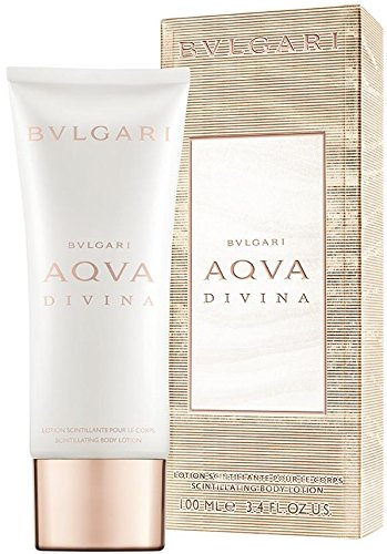 9fac76175916 Amazon.com   BVLGARI Aqua Divina Body Lotion, 3.4 Ounce   Beauty