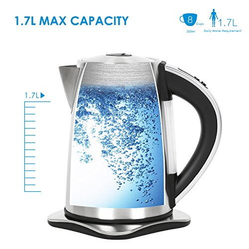 Aicok-Electric-Kettle-Precise-Temperature-Control-Hot-Water-Kettle-Stainless-Steel-Tea-Kettle-17-Liters-1500Watt