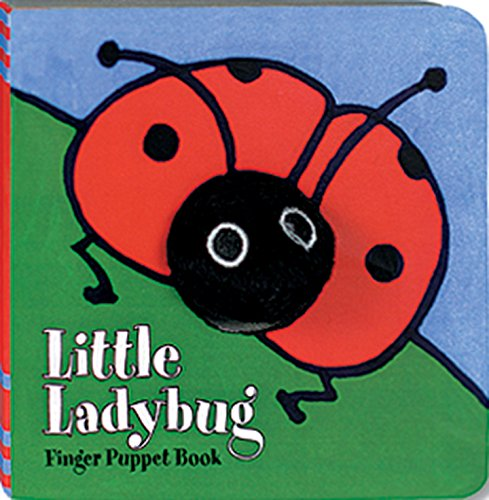 Little Ladybug: Finger Puppet Book (Little Finger Puppet Board Books) Ladybug Nursery Rhyme