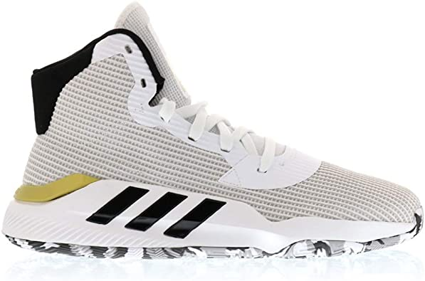 adidas Pro Bounce 2019, Chaussures de Basketball Homme
