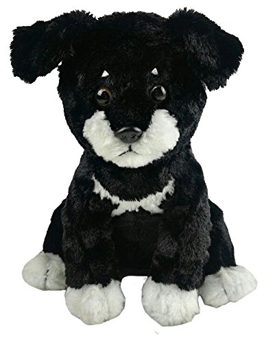 Black Lab Plush Toy - Shelter Pets Series One: Chops the Dog - 10