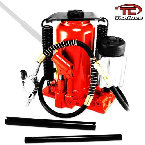 New Hydraulic 20 Ton Air Bottle Jack Air Tools Auto Heavy Duty Quality